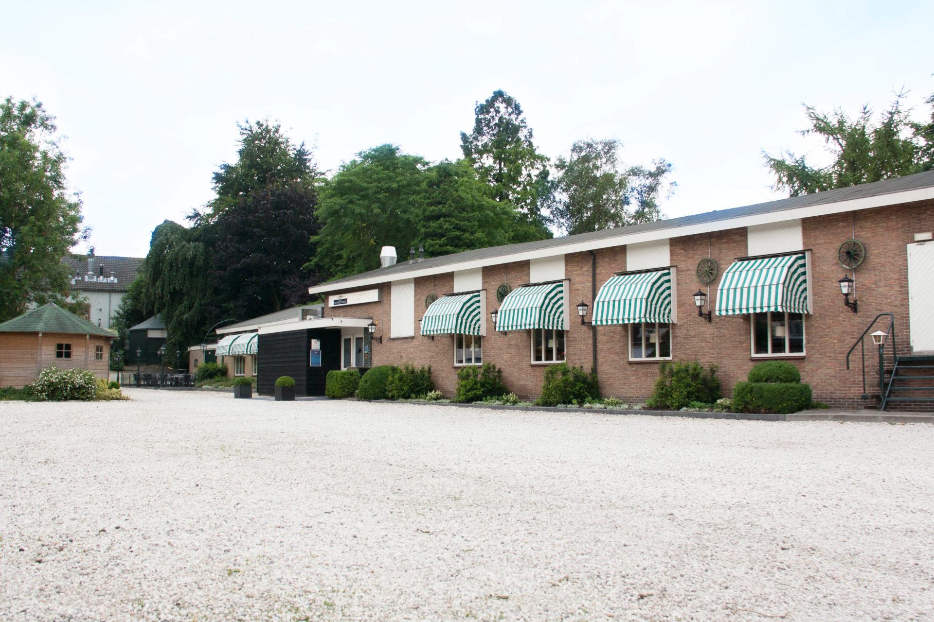 Koetshuis Buitenkant 3