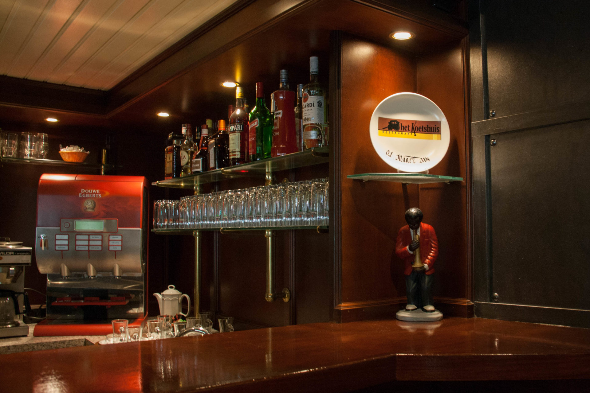 Koetsierskamer bar