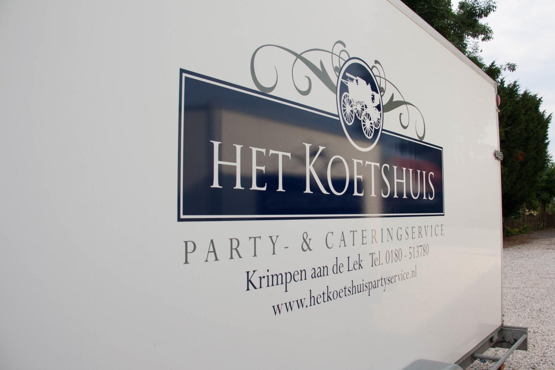 Het Koetshuis Buiten logo